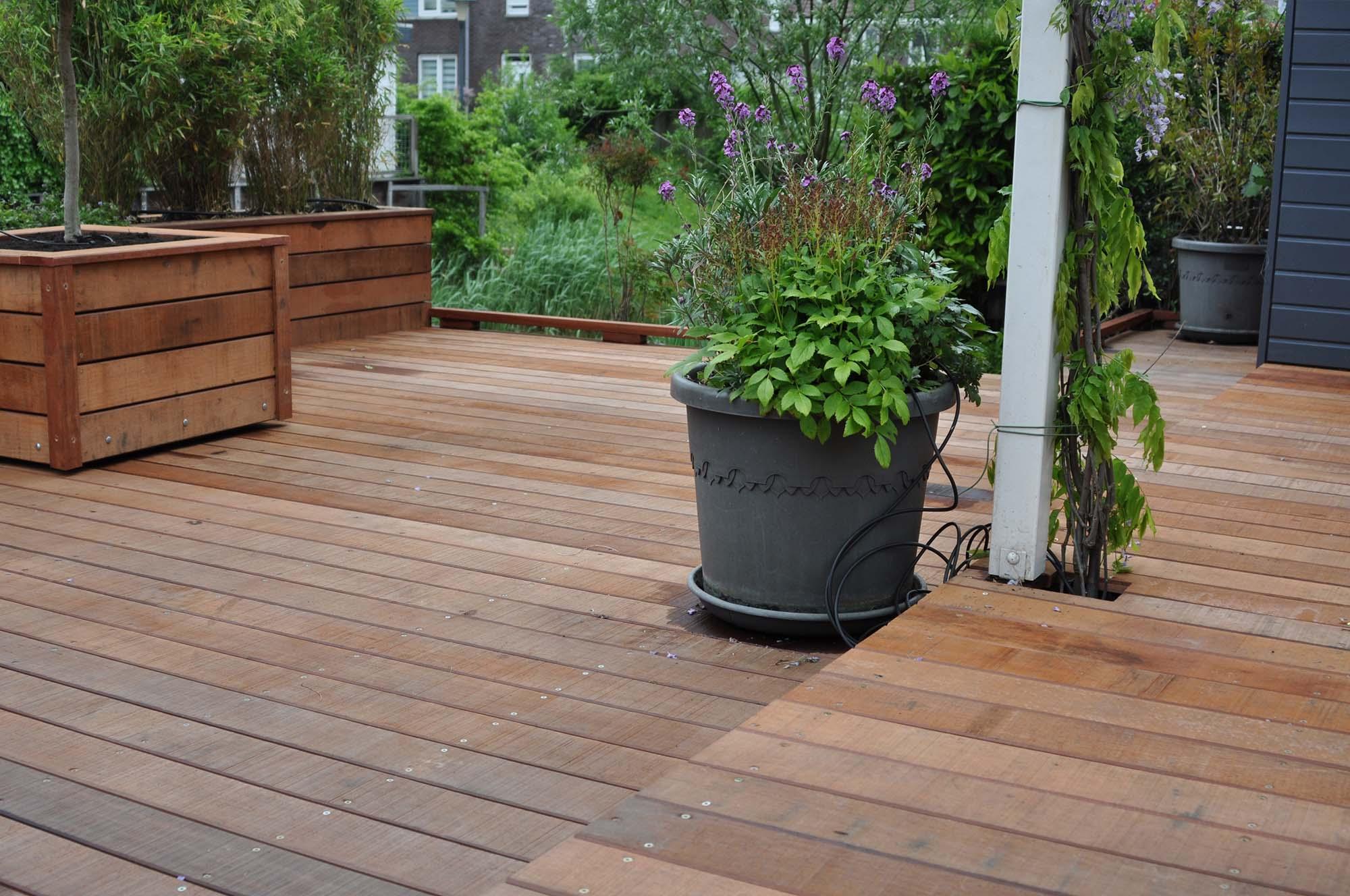 Zelf houten terras aanleggen best zelf houten terras aanleggen